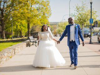 The wedding of Omar and Sheiliesh