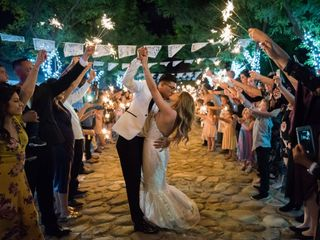 The wedding of Lili and Alex 1