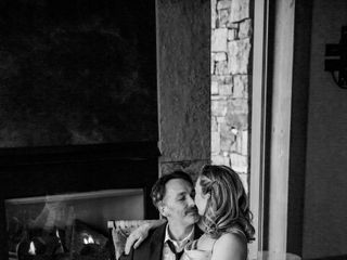 The wedding of Tertia and Joe 1