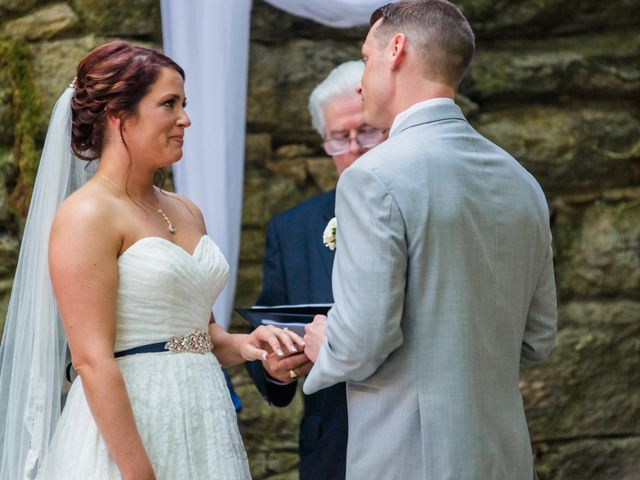 Andy and Andrea's Wedding in Powhatan, Virginia 5