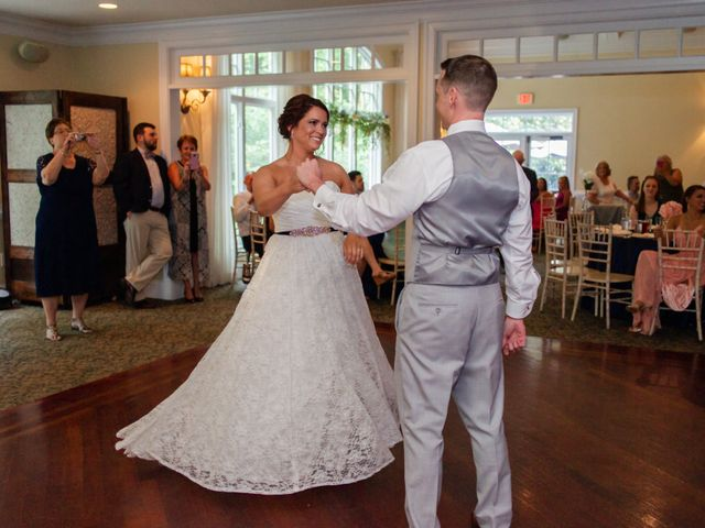 Andy and Andrea's Wedding in Powhatan, Virginia 8