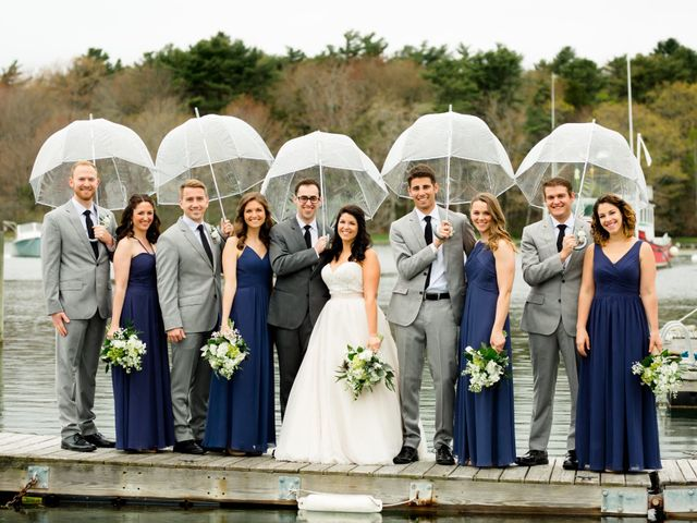 Noah and Haley's Wedding in Kennebunkport, Maine 1