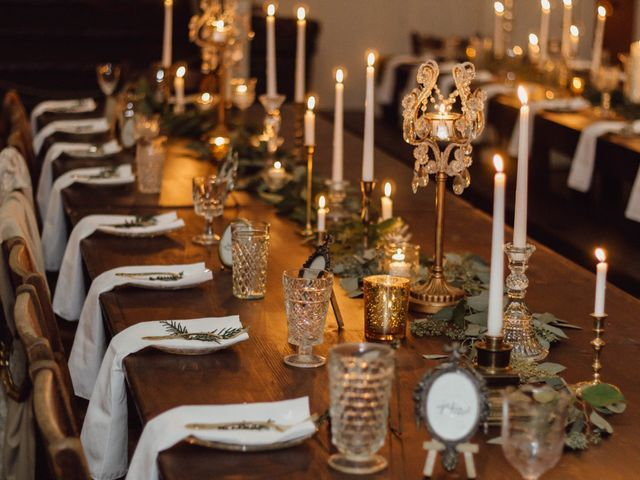 Toby and Kaela's Wedding in Spruce Pine, North Carolina 2