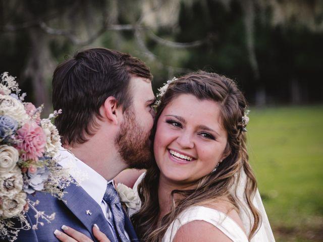 The wedding of Joshua and Kearstin