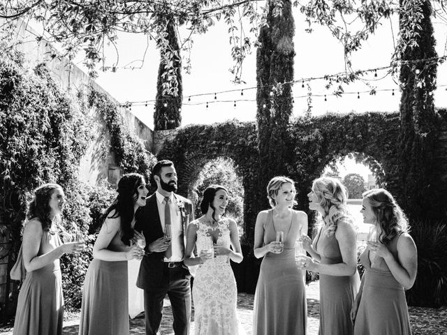 Burke and Caroline's Wedding in Atlanta, Georgia 1