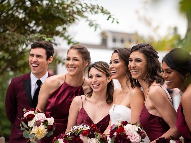 Brock and Brooke's Wedding in Stevensville, Maryland 3