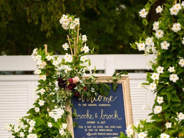 Brock and Brooke's Wedding in Stevensville, Maryland 40