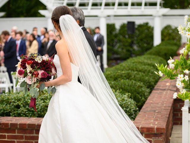 Brock and Brooke's Wedding in Stevensville, Maryland 43