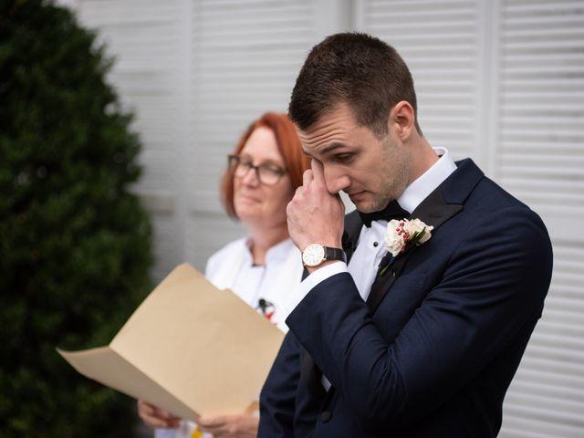 Brock and Brooke's Wedding in Stevensville, Maryland 50