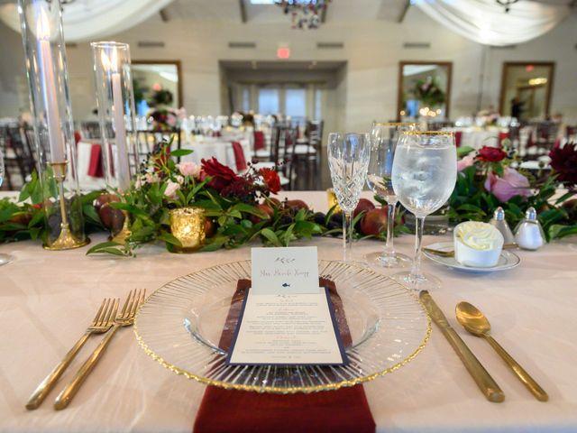 Brock and Brooke's Wedding in Stevensville, Maryland 63
