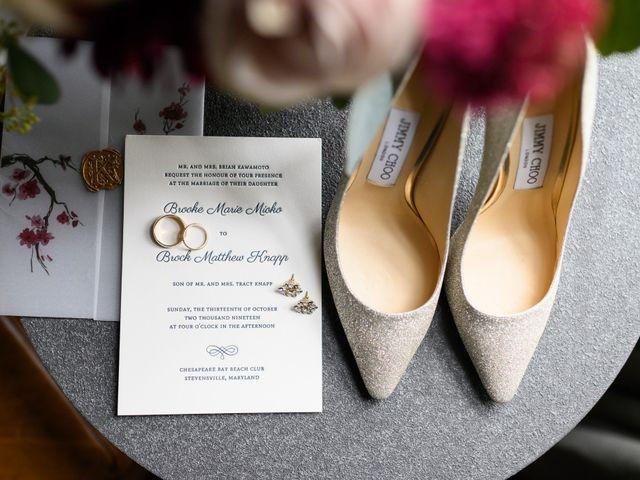 Brock and Brooke's Wedding in Stevensville, Maryland 85