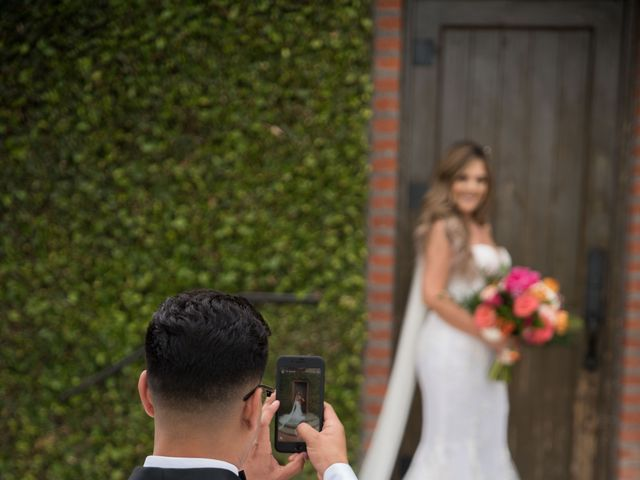 Alex and Lili's Wedding in Mendota, California 11