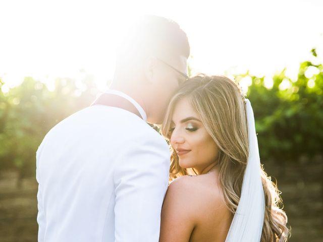 Alex and Lili's Wedding in Mendota, California 16