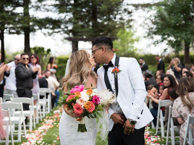 Alex and Lili's Wedding in Mendota, California 20
