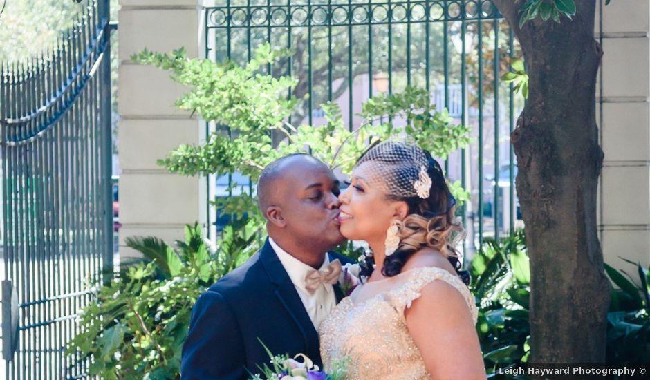 Isaac and Patricia's Wedding in Charleston, South Carolina