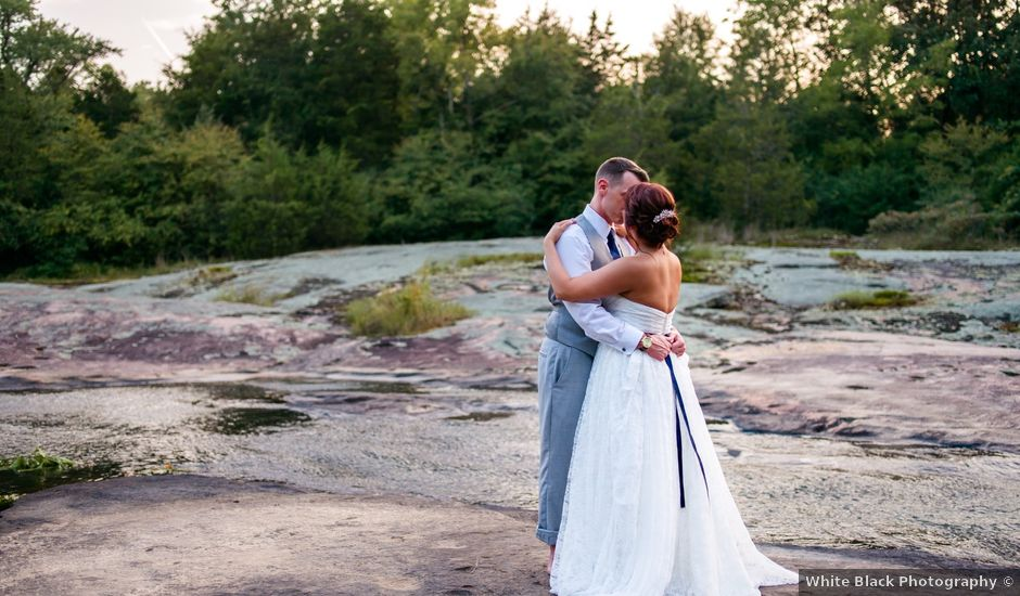 Andy and Andrea's Wedding in Powhatan, Virginia
