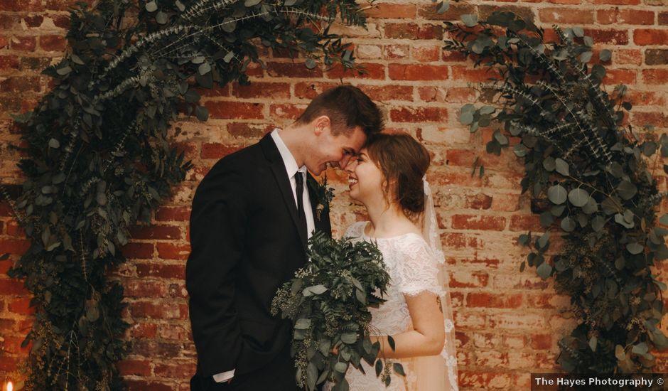 Toby and Kaela's Wedding in Spruce Pine, North Carolina