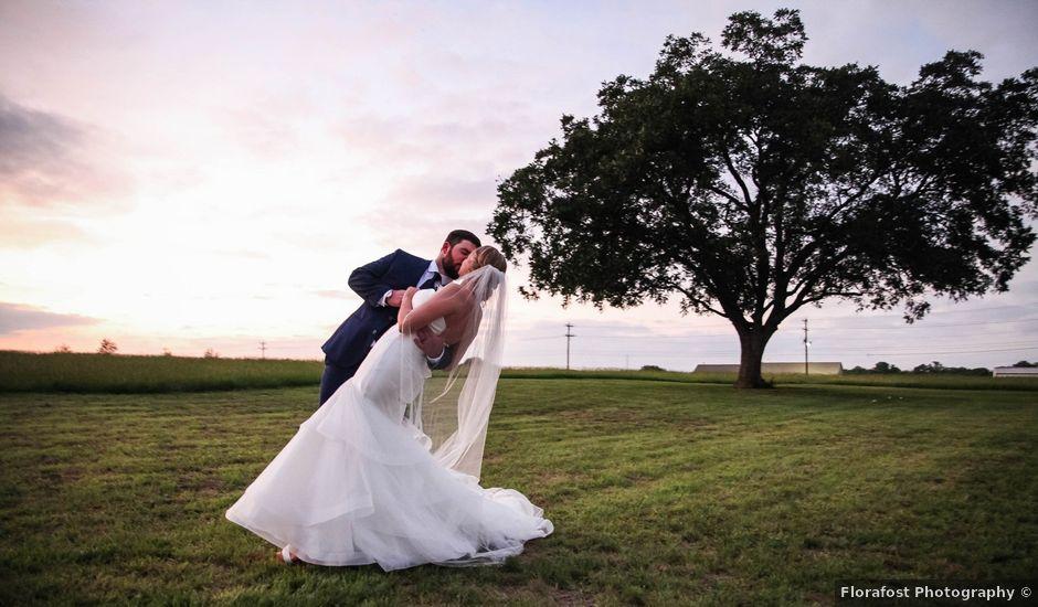 Gabby and Ryan's Wedding in Aubrey, Texas