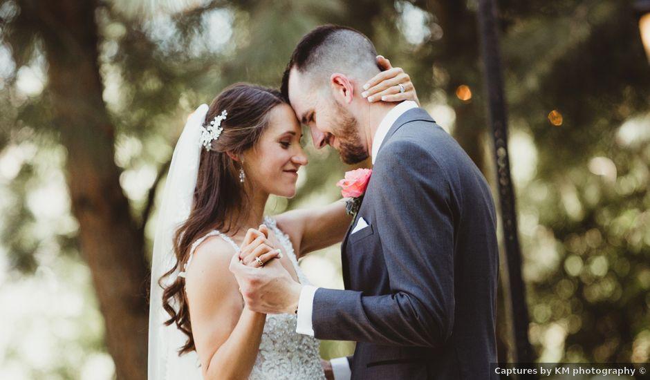 Emily and Sean's Wedding in Emmett, Idaho