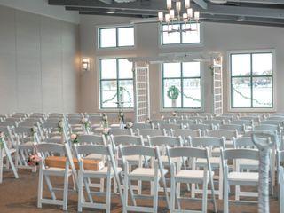 The wedding of Kari and Casey 1