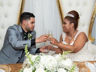 The wedding of Ivonne and Ricardo