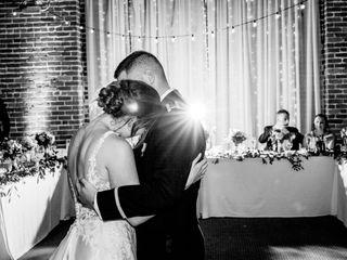 The wedding of Katie and Matt 1