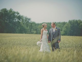 Katie and Andy's Wedding in Hanover, Michigan 3