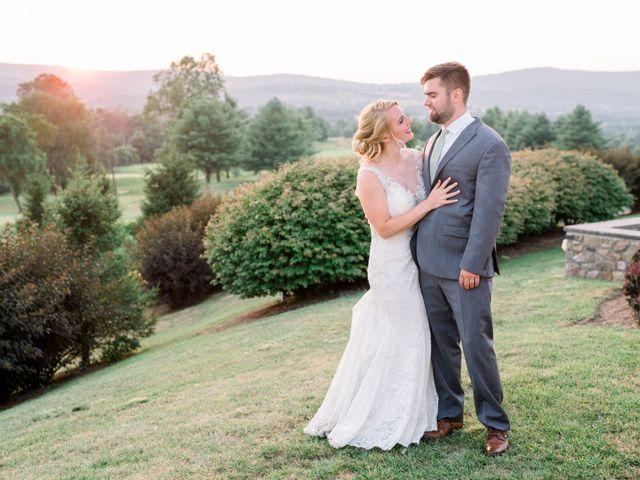 The wedding of Emily and Erik