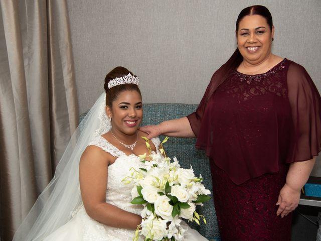 Ricardo and Ivonne's Wedding in Pawtucket, Rhode Island 11