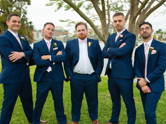 Andrew and Kelsey's Wedding in Tampa, Florida 49