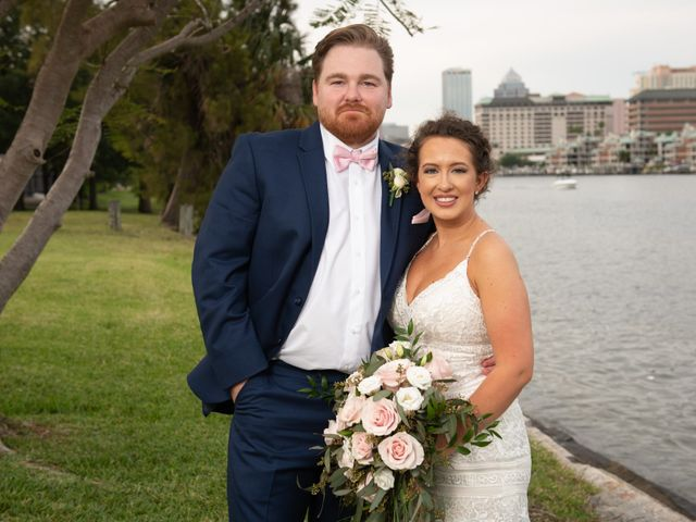 Andrew and Kelsey's Wedding in Tampa, Florida 1