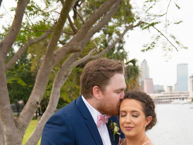 Andrew and Kelsey's Wedding in Tampa, Florida 51