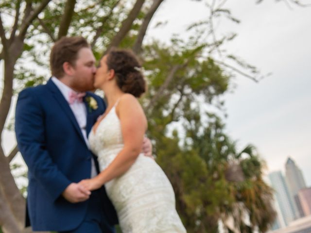 Andrew and Kelsey's Wedding in Tampa, Florida 52
