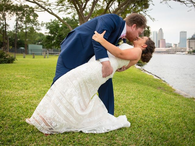 Andrew and Kelsey's Wedding in Tampa, Florida 53