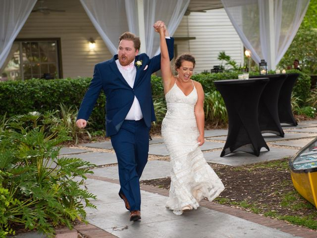 Andrew and Kelsey's Wedding in Tampa, Florida 56
