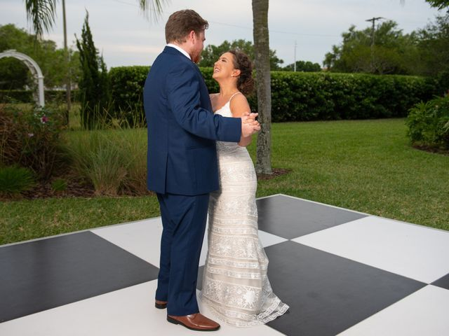 Andrew and Kelsey's Wedding in Tampa, Florida 59