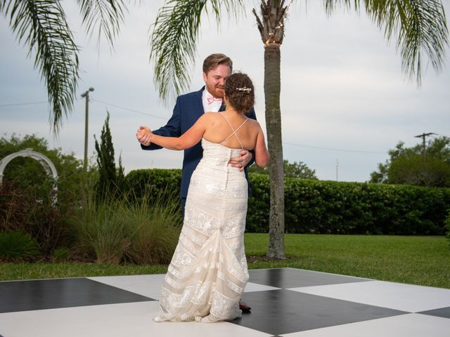 Andrew and Kelsey's Wedding in Tampa, Florida 60