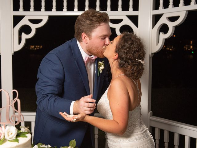 Andrew and Kelsey's Wedding in Tampa, Florida 71