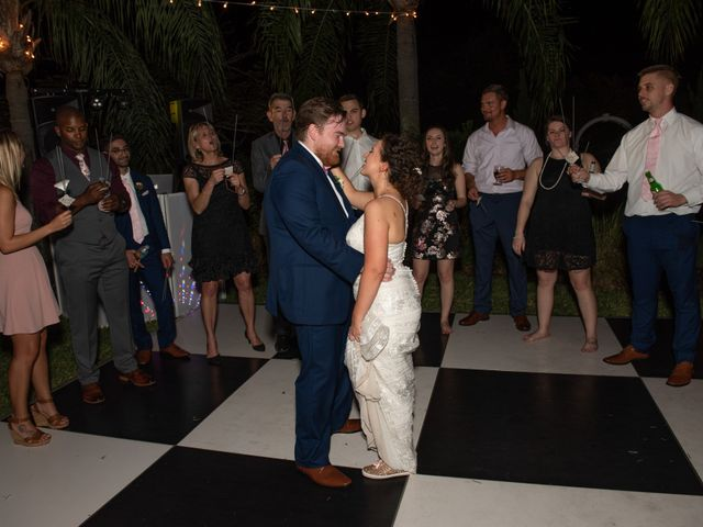 Andrew and Kelsey's Wedding in Tampa, Florida 72