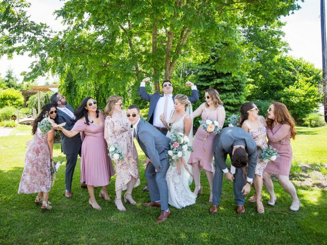 Tim and Clara's Wedding in Augusta, New Jersey 13
