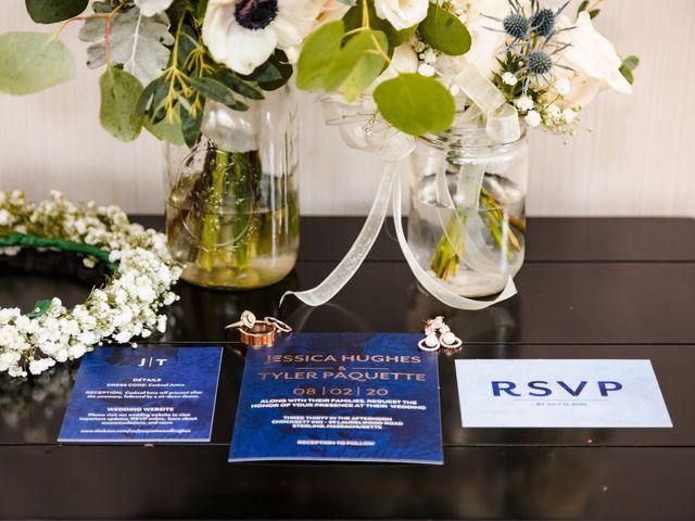 Tyler and Jessica's Wedding in Sterling, Massachusetts 11