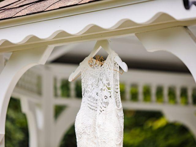 Tyler and Jessica's Wedding in Sterling, Massachusetts 12