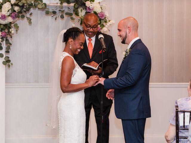 Tyler and Jessica's Wedding in Sterling, Massachusetts 22