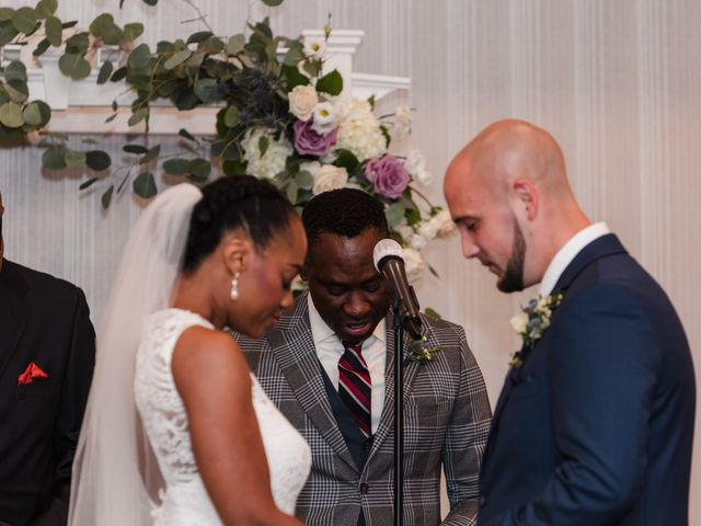 Tyler and Jessica's Wedding in Sterling, Massachusetts 23
