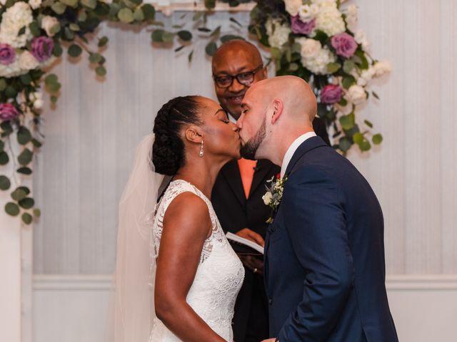 Tyler and Jessica's Wedding in Sterling, Massachusetts 24