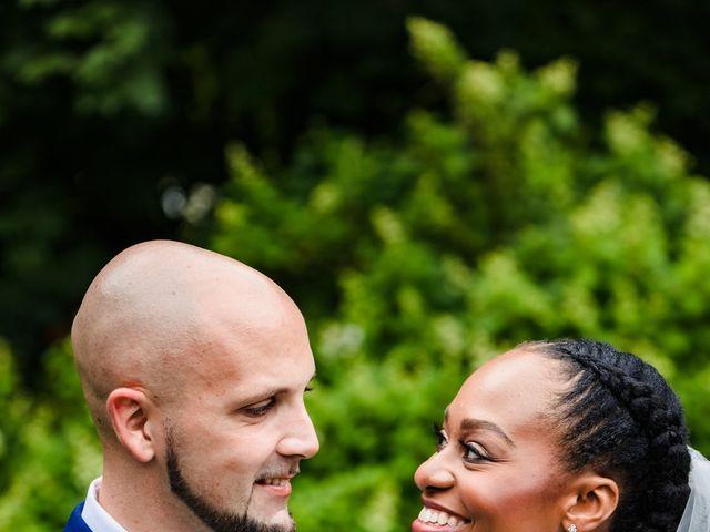 Tyler and Jessica's Wedding in Sterling, Massachusetts 28