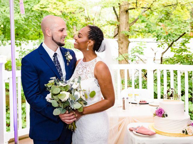 Tyler and Jessica's Wedding in Sterling, Massachusetts 32