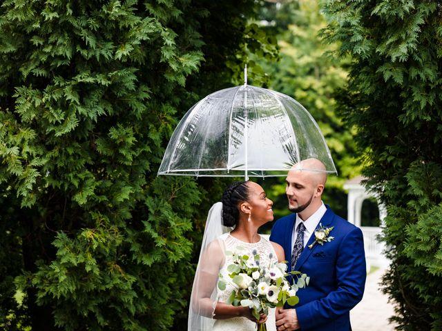 Tyler and Jessica's Wedding in Sterling, Massachusetts 33
