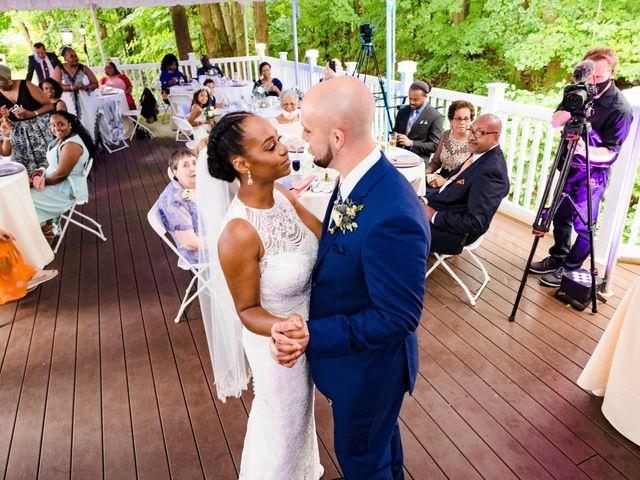 Tyler and Jessica's Wedding in Sterling, Massachusetts 35