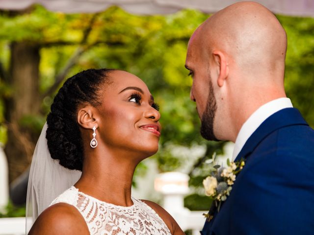 Tyler and Jessica's Wedding in Sterling, Massachusetts 36